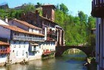 maison location de vacances St Jean Pied de Port